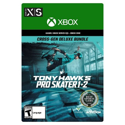 Tony Hawk's Pro Skater 1 + 2 - Xbox Series X S/Xbox One (Digital)