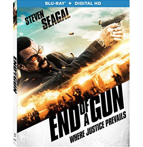 End Of A Gun (Blu-ray) - image 1 of 1