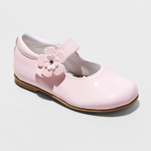 Toddler Girls' Rachel Lil Dawn Ballet Flats - Pink 7 - image 1 of 3