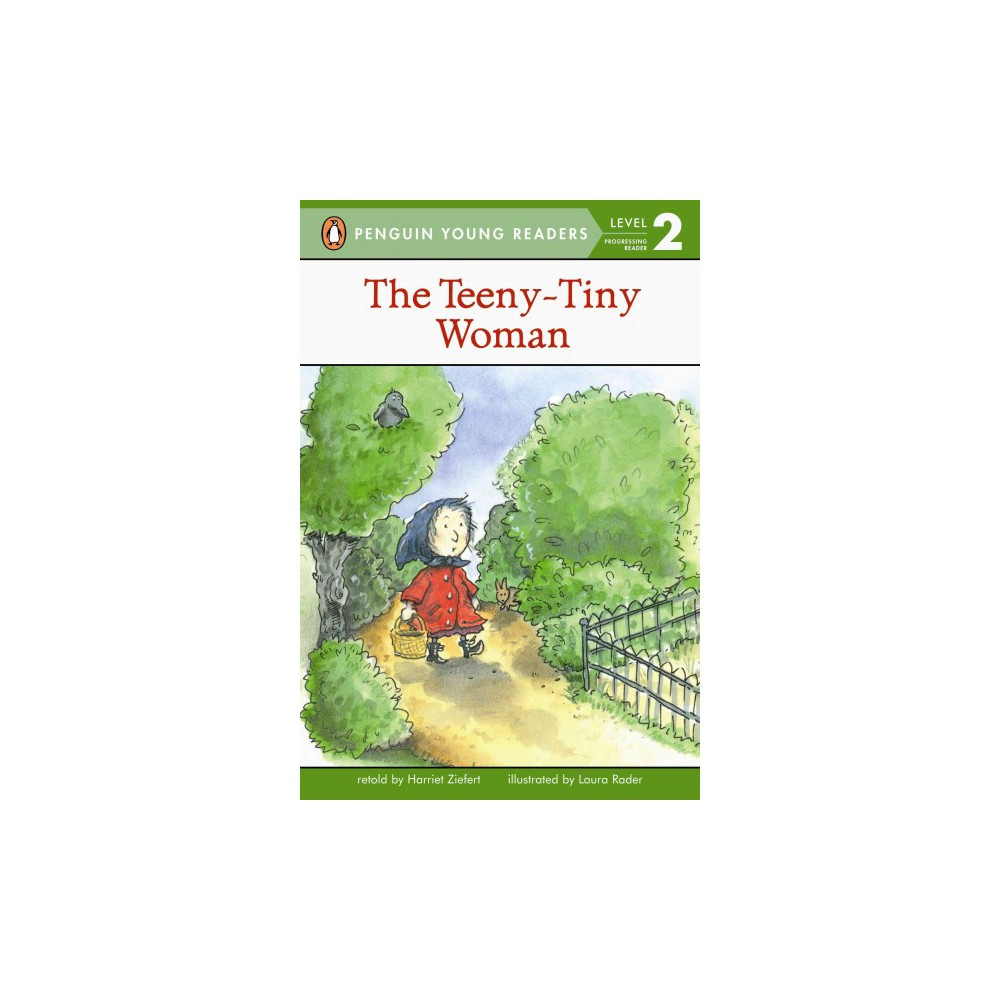 The Teeny-tiny Woman ( Penguin Young Readers, Level 2) (Reissue) (Paperback)