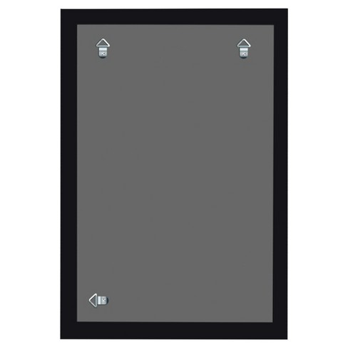 20x30 Black Flat Large Wall Frame Gallery Perfect Target
