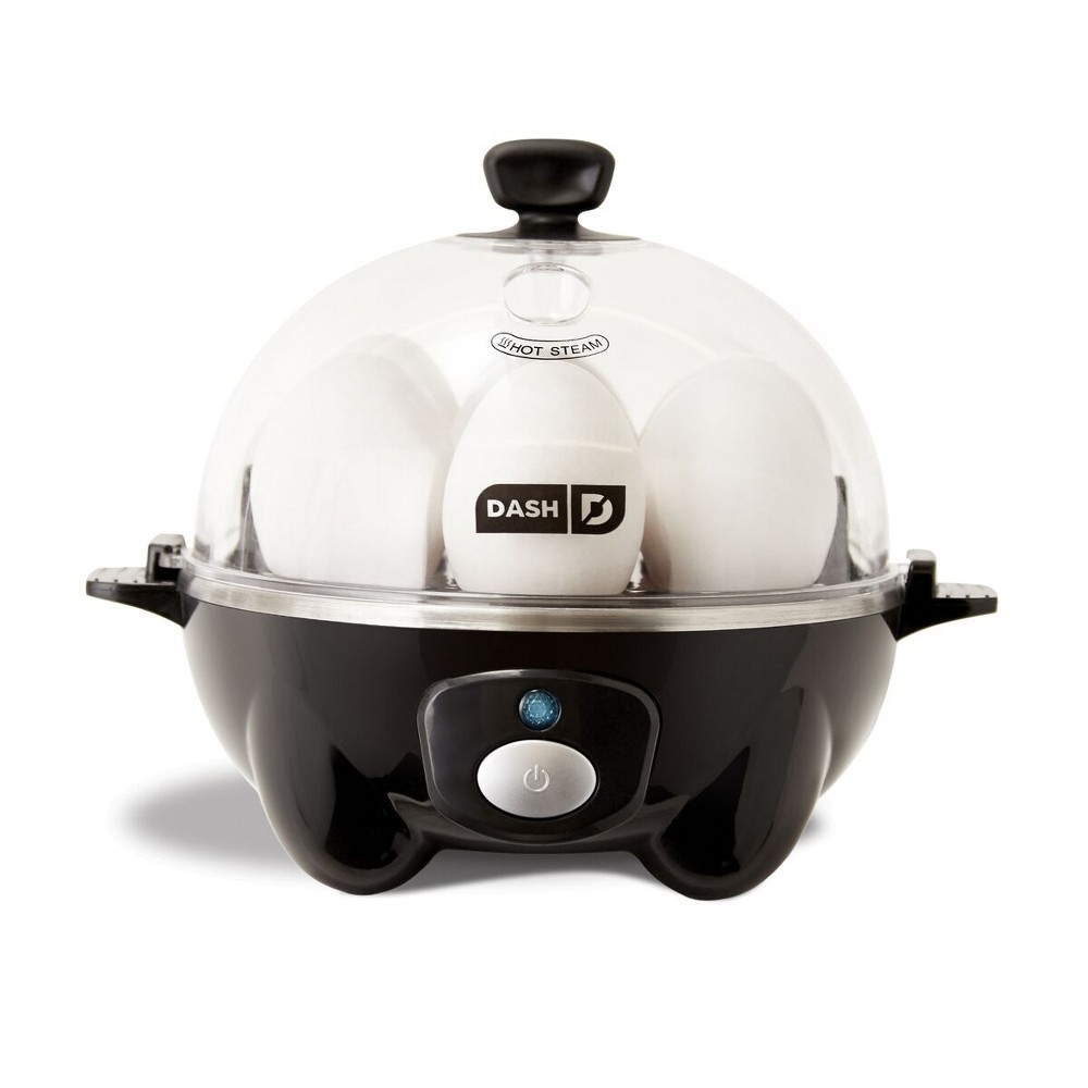 Image of Dash Everyday Egg Cooker, Black
