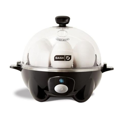 Dash 7-Egg Everyday Egg Cooker Black - image 1 of 2