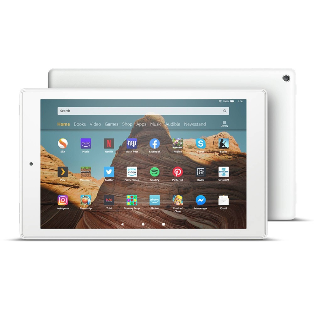 Amazon Fire HD 10 Tablet 32GB - White