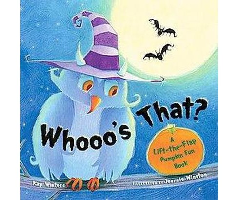 Whooo's That? (Hardcover) - image 1 of 1