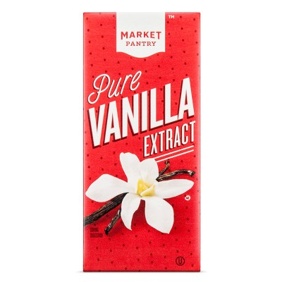 Extracts: Market Pantry Pure Vanilla Extract