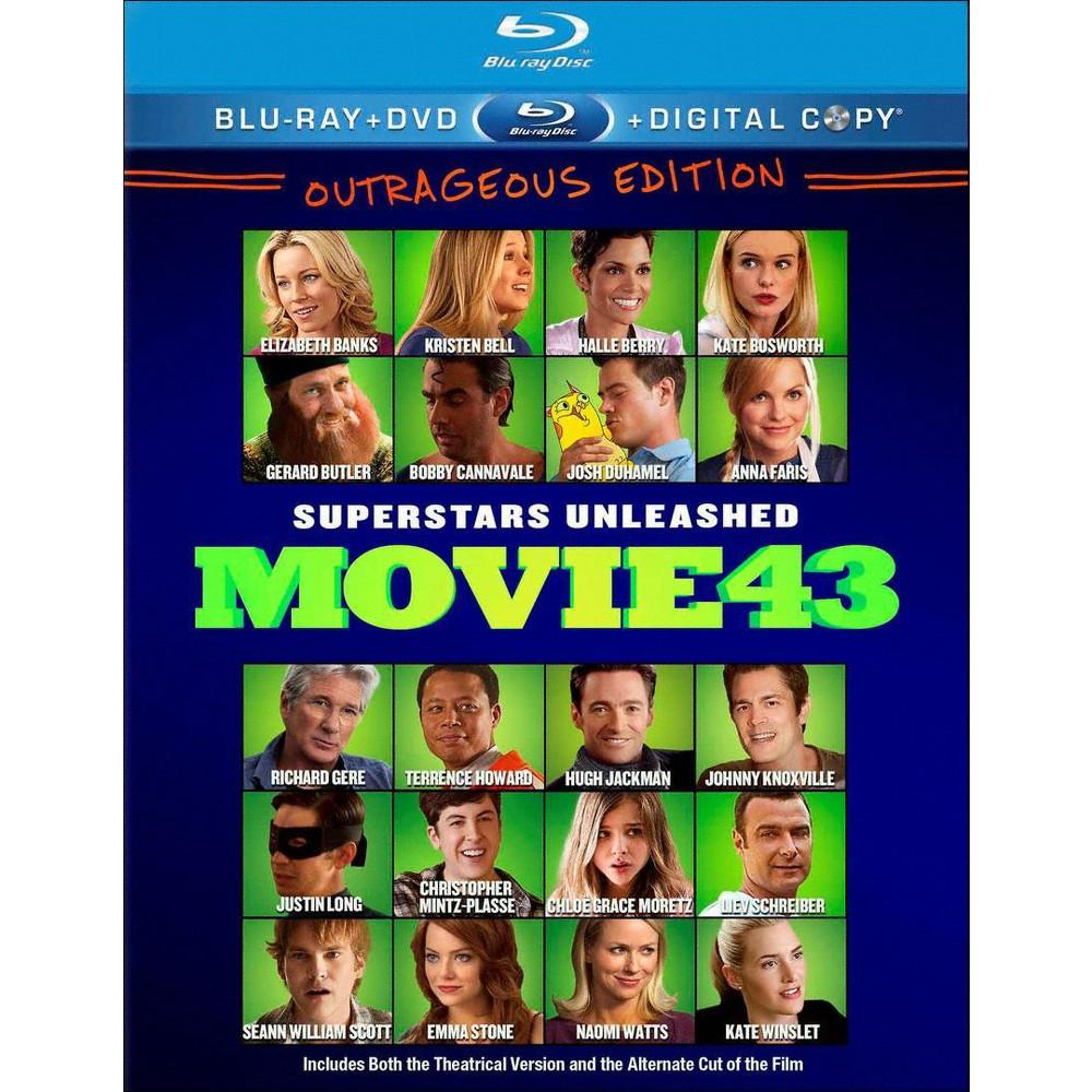 Movie 43 (2 Discs) (Includes Digital Copy) (Blu-ray/Dvd)