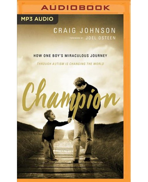 Champion -  by Craig Johnson (MP3-CD) - image 1 of 1