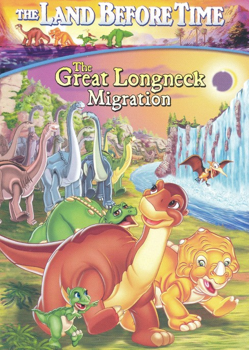 Land Before Time: The Great Longneck Migration - image 1 of 1