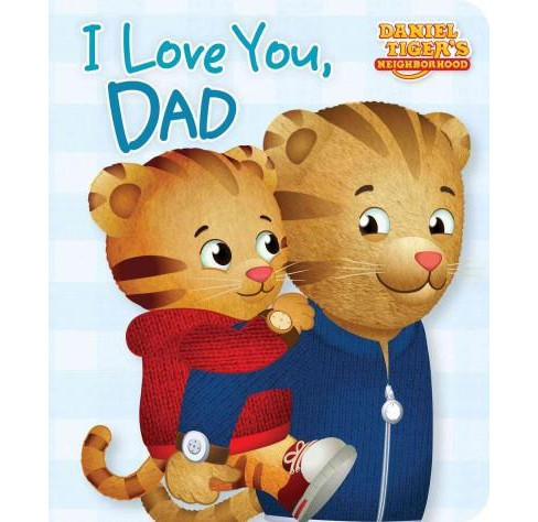 I Love You, Dad (Hardcover) - image 1 of 1