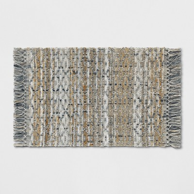 2'X3' Woven Solid Accent Rug Natural - Opalhouse™