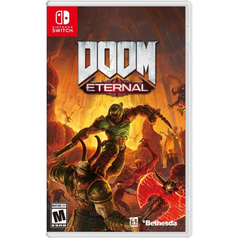 Doom Eternal - Nintendo Switch - image 1 of 1