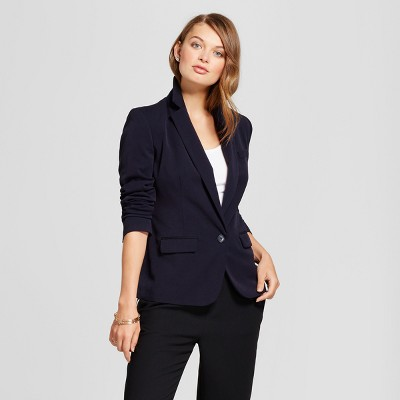 Womenu0027s Bi-Stretch Twill Blazer - A New Day™