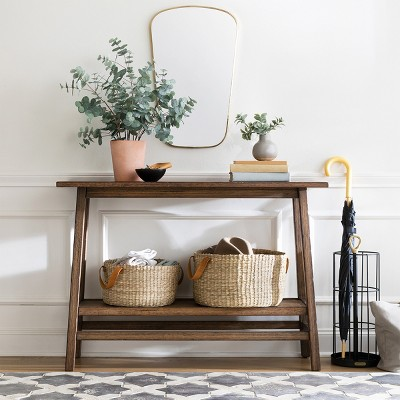 Entryway with Faux Greenery Collection - Hearth & Hand™ with Magnolia