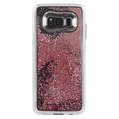 Case-Mate Samsung Galaxy S8 Waterfall Case - Rose Gold - image 1 of 6
