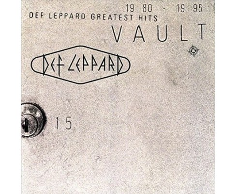 Def Leppard - Vault:Def Leppard Greatest Hits (1980 (Vinyl) - image 1 of 1