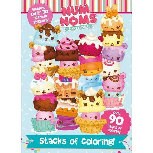 Num Noms Stacks of Coloring - image 1 of 1