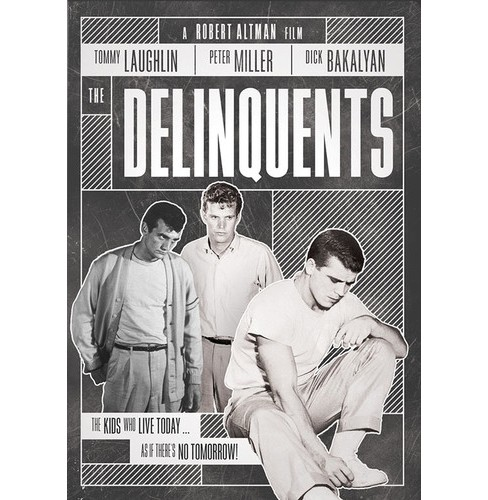 Delinquents (DVD) - image 1 of 1