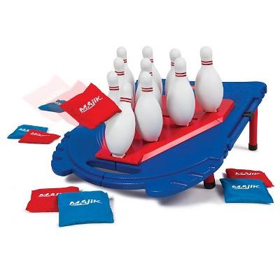 Majik® Bean Bag Bowling Set