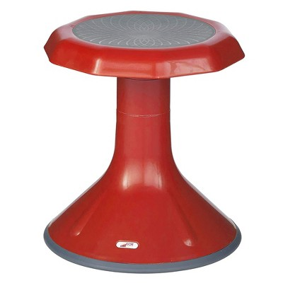 """ECR4Kids 15"""" ACE Wobble Stool - Active Flexible Seating Chair for Kids - Classrooms and Home"""