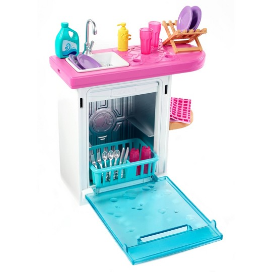 Barbie Dishwasher Accessory image number null