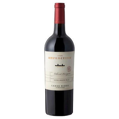 Canoe Ridge Cabernet Sauvignon Red Wine - 750ml Bottle