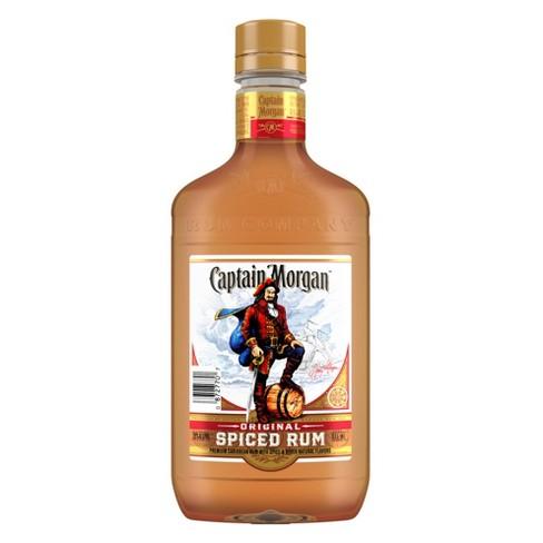 Captain Morgan Spiced Rum - 375ml