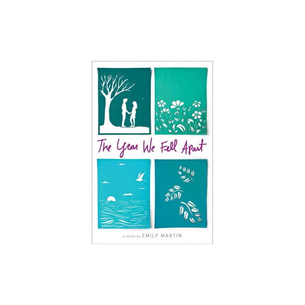 Year We Fell Apart (Reprint) (Paperback) (Emily Martin)
