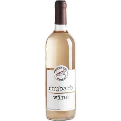 Mallow Run Rhubarb Wine - 750ml Bottle