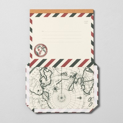Letters to Santa Notepad 12ct - Hearth & Hand™ with Magnolia