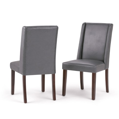 Sotherby Upholstered Deluxe Dining Chair - (Set of 2) - Simpli Home - image 1 of 9
