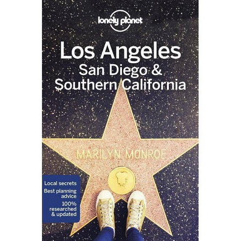 Lonely Planet Los Angeles, San Diego & Southern California - (Travel Guide) 5 Edition (Paperback) - image 1 of 1