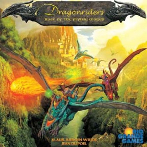 Dragonriders Board Game - image 1 of 1