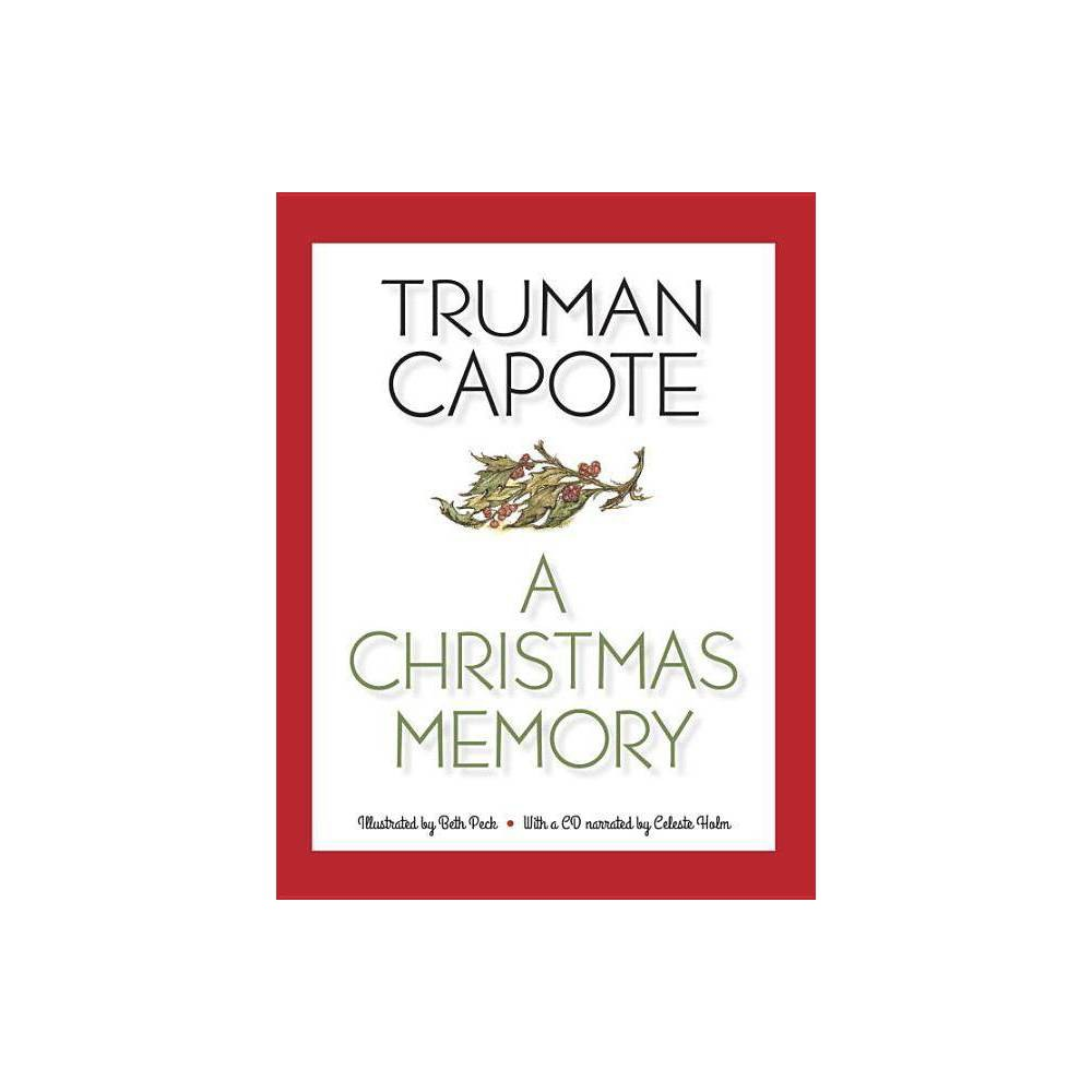 A Christmas Memory By Truman Capote Mixed Media Product