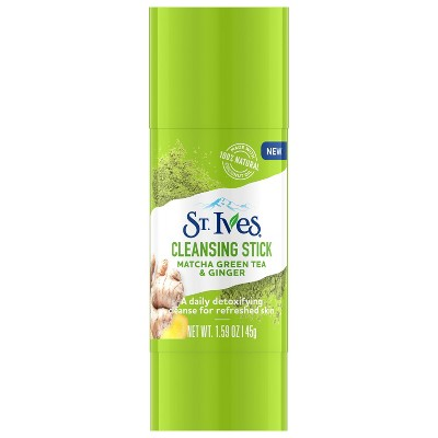 Facial Cleanser: St. Ives Cleansing Stick