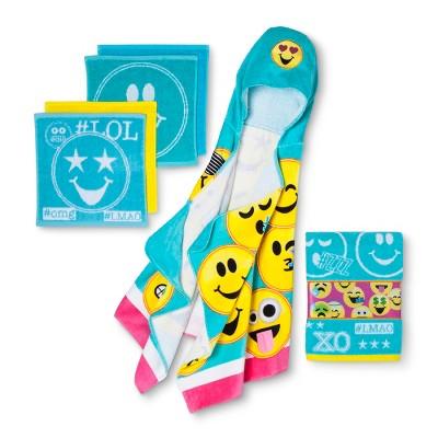 Emoji Bathroom Collection Target