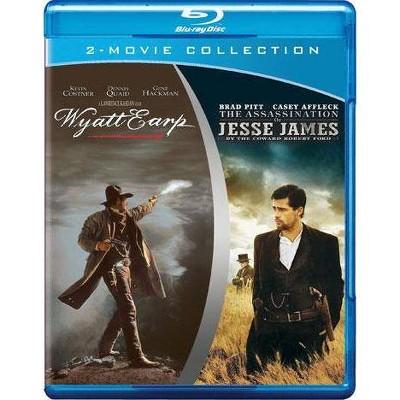 Wyatt Earp / Assassination of Jesse James (Blu-ray)(2011)