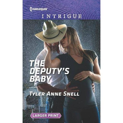 The Deputy's Baby - (Protectors of Riker County) by  Tyler Anne Snell (Paperback) - image 1 of 1