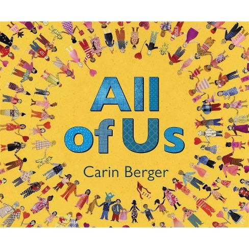 All of Us - by  Carin Berger (Hardcover) - image 1 of 1