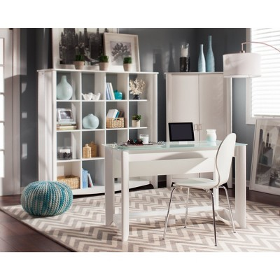 Computer Desk Target Home   White   Bush Furniture
