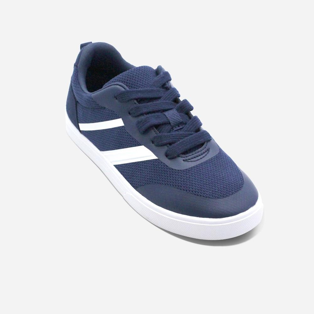 Boys' Clayton Sneakers - Cat & Jack Navy 5, Blue