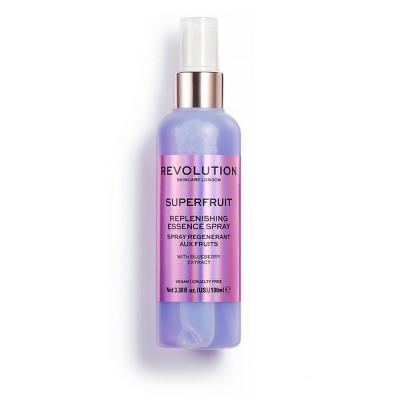 Makeup Revolution Skincare Superfruit Essence Spray - 3.38 fl oz