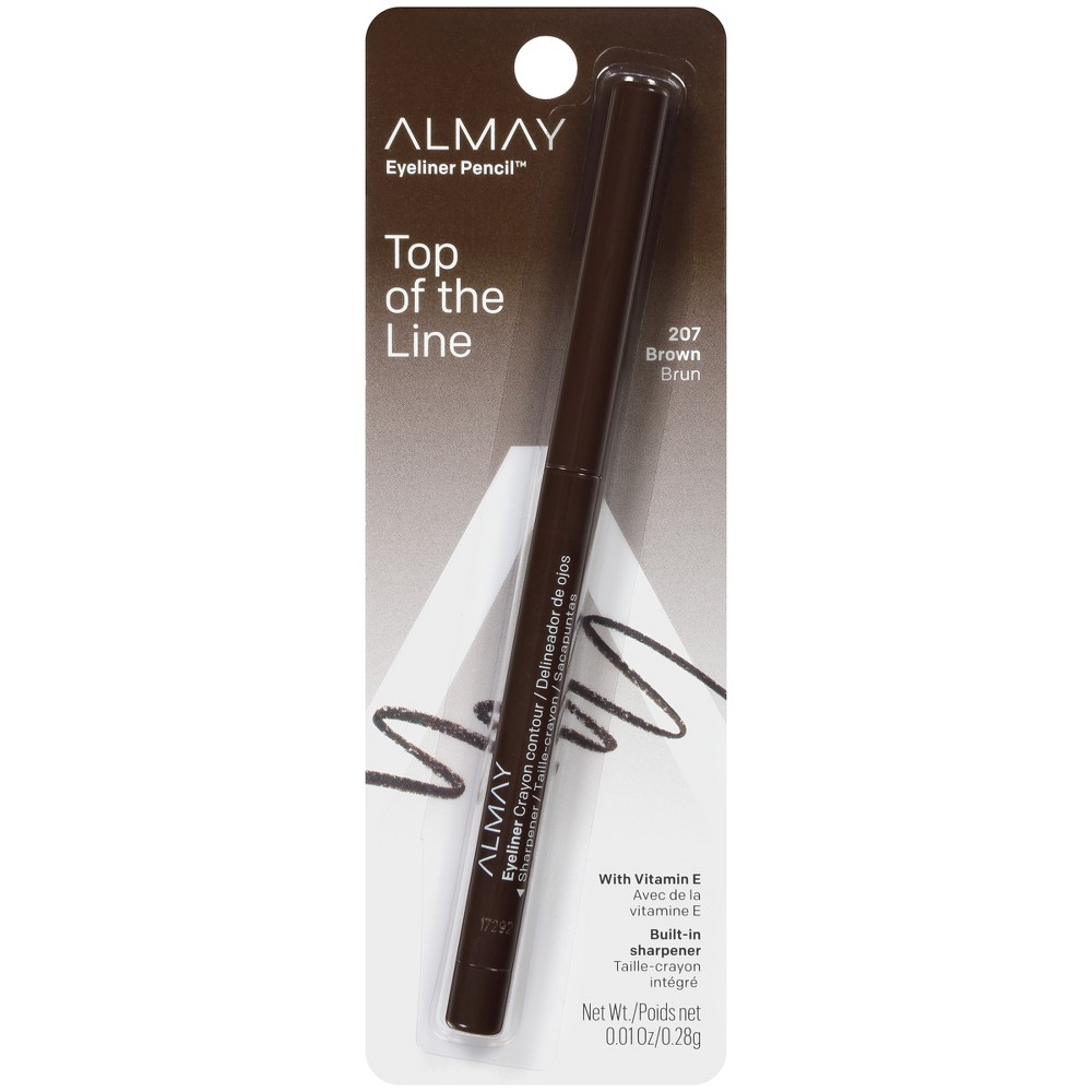 Image of Almay Eyeliner Pencil 207 Brown