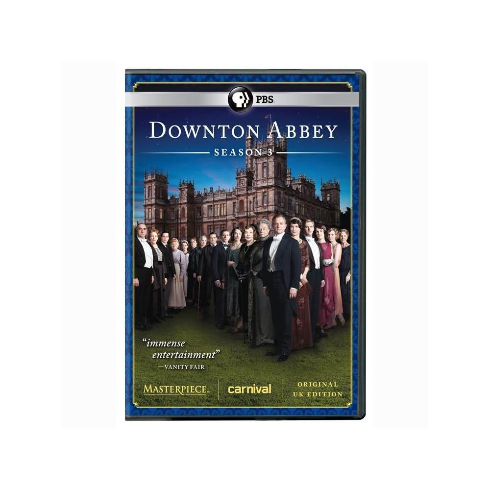 Downton Abbey S3 (Dvd), Movies