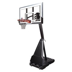 "Spalding NBA 54"" Portable Basketball System"