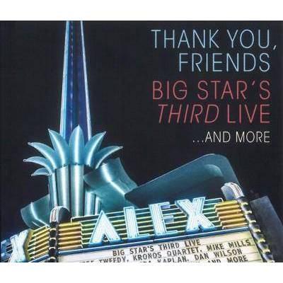 Big Star's Third Live - Thank You, Friends: Big Star's Third Live... (2 CD/Blu-ray)