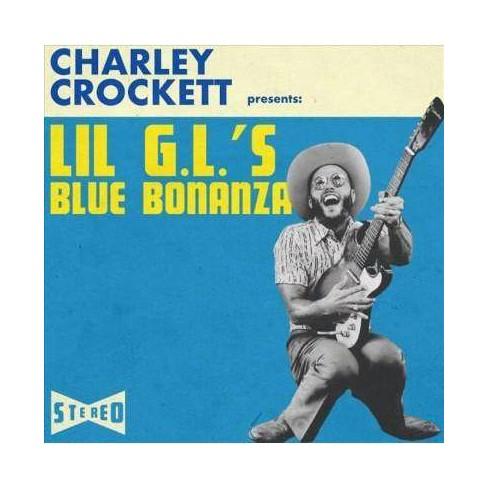 Charley Crockett - Lil G.L.'s Blue Bonanza (CD) - image 1 of 1