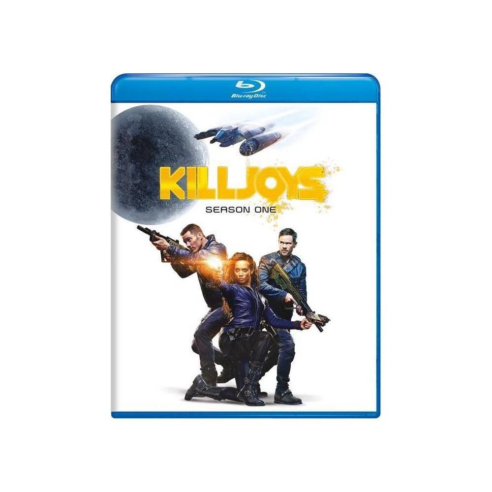 Killjoys: Season One (Blu-ray) Promos
