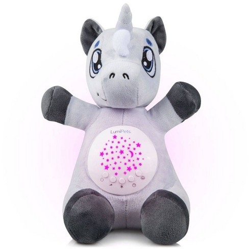 Puppy Makes Mischief Stuffed Animal, Lumipets Plush Led Nightlight Baby Sound Soother And Star Projector Unicorn Target