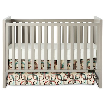 Child Craft Loft 3 in 1 Traditional Crib - Potters Clay